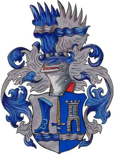 Bach Family Coat of Arms