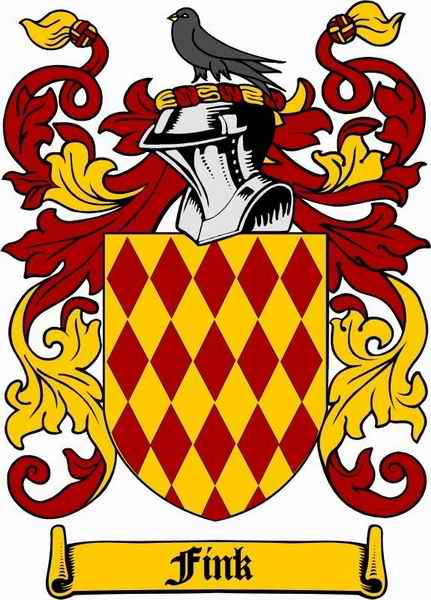 Fink Family Coat of Arms